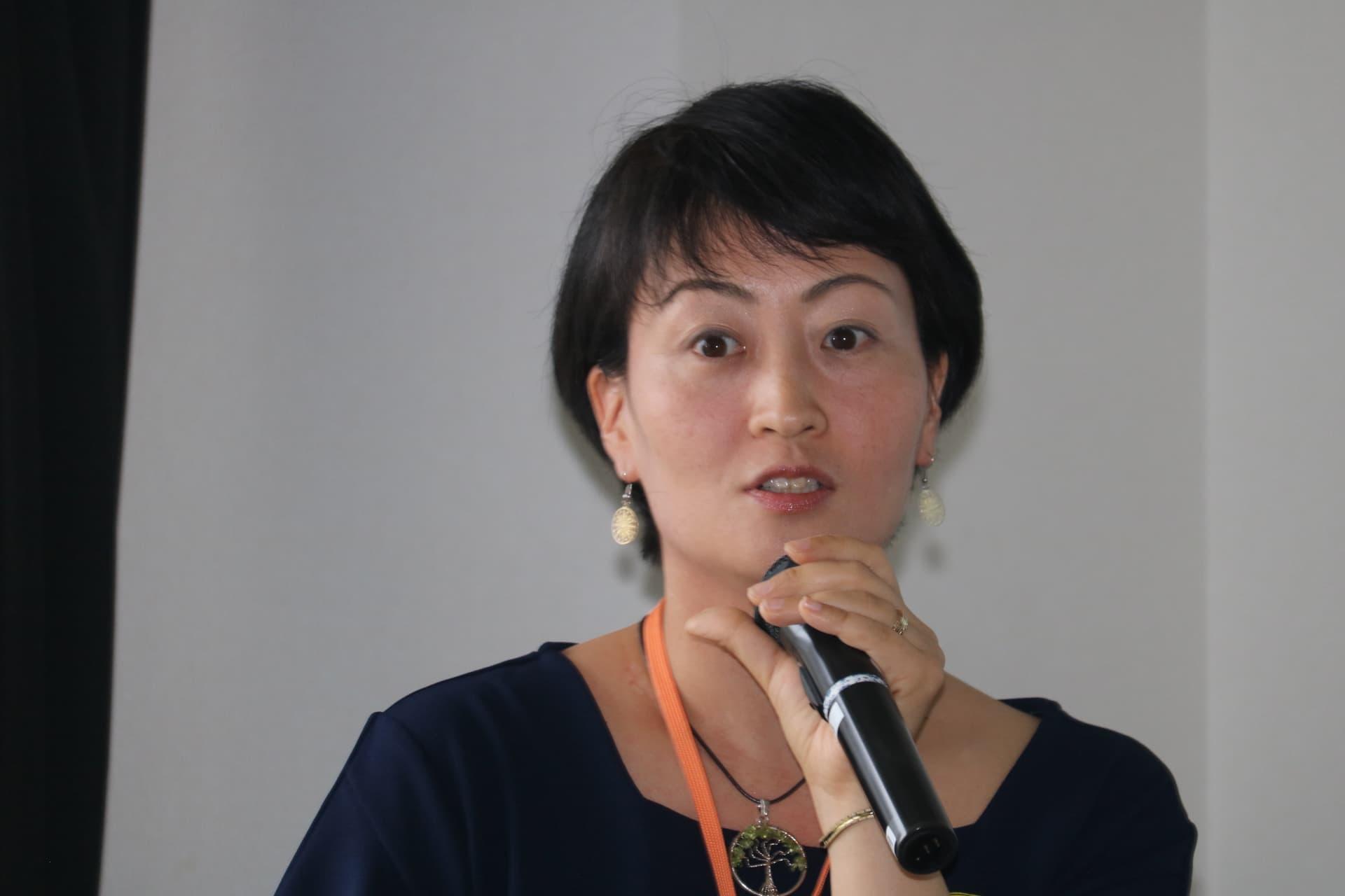 事務局エース田中さん